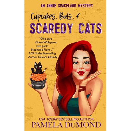 Cupcakes, Bats, and Scaredy Cats - eBook