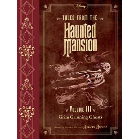 Tales from the Haunted Mansion, Volume III: Grim Grinning Ghosts (Haunted Poems Halloween)