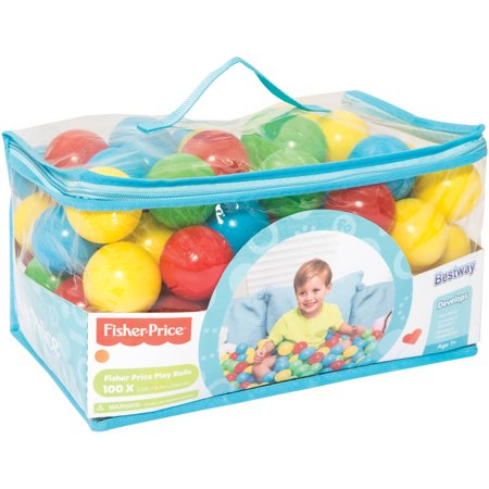 Fisher-Price 100 Play Balls