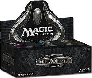 Magic The Gathering Magic 2013 Booster Box by Wizards of the Coast