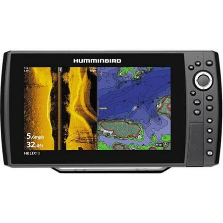 Humminbird Fishfinder Helix 10 SI/GPS Combo 409990-1 Fishfinder Helix 10 SI