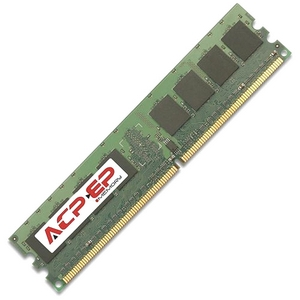 ACP - Memory Upgrades 1GB DDR2 SDRAM Memory Module - 1GB (1 x 1GB) - 667MHz DDR2-667/PC2-5300 - Non-parity - DDR2 SDRAM - 240-pin