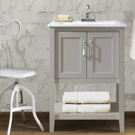 Legion Furniture Wlf6020 24 In Single Bathroom Vanity