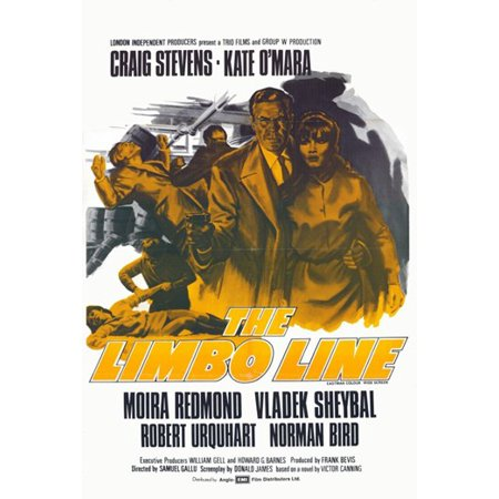 The Limbo Line Movie Poster (11 x 17)](Limbo Theme)