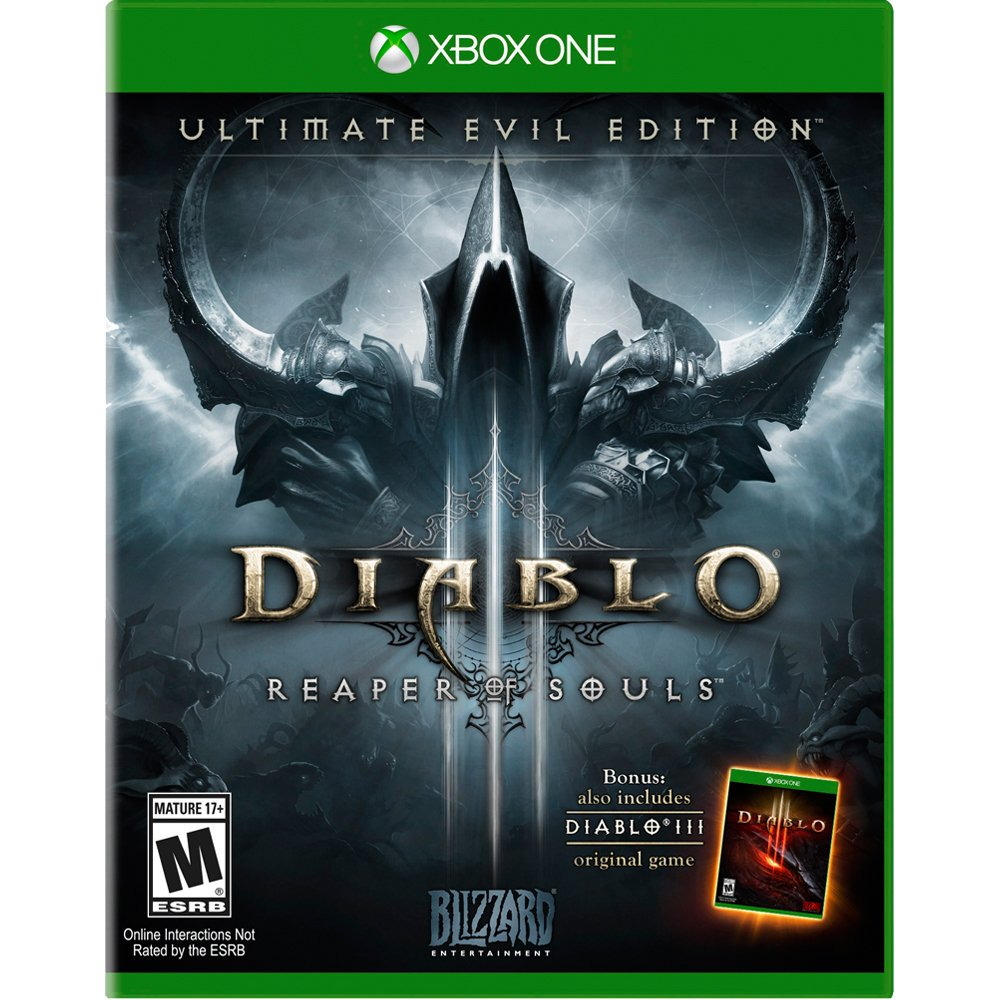 Activision Diablo Iii: Ultimate Evil Edition - Role Playing Game - Xbox One (87184)