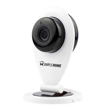 Xtreme Cables XCS7-1001-WHT Wifi Security Camera Fixed