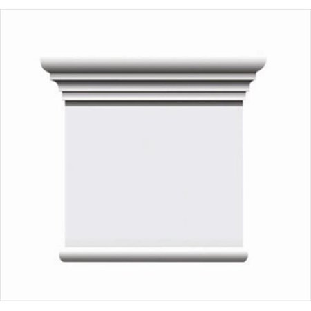 American Pro Decor 5Apd10278 9 06 X 8 25 In  Left Sided Capital