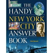 The Handy New York City Answer Book - eBook
