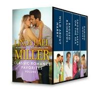 Linda Lael Miller Classic Romance Favorites Volume 1 - eBook