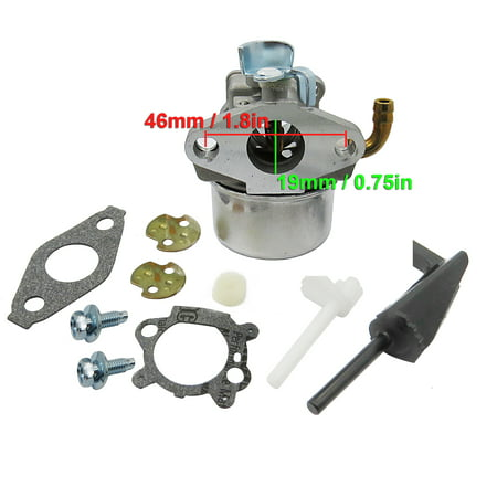 Carburetor For Briggs Stratton Tiller Intek 190 6 HP 206 5.5hp 798653