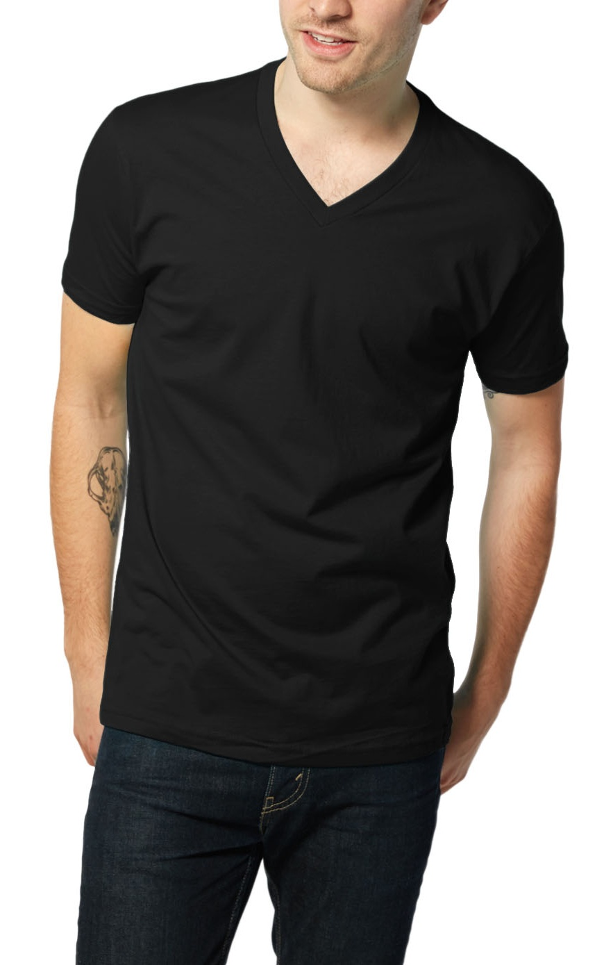 Nayked Apparel Mens Ridiculously Soft Polo
