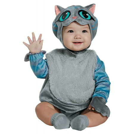 Disney Alice Through the Looking Glass Cheshire Cat Classic Child Halloween Costume - Cheshire Ny Halloween