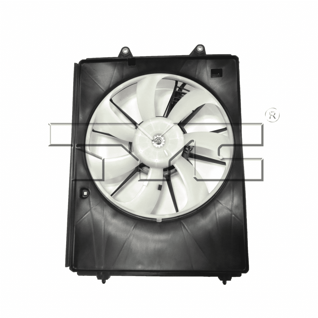 For Acura MDX Condenser A/C Cooling Fan Assembly 2014-2020
