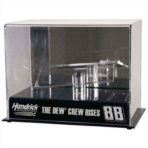 Dale Earnhardt Jr Fanatics Authentic #88 Dew Crew 1:24 Die-Cast Case with Platform - No Size