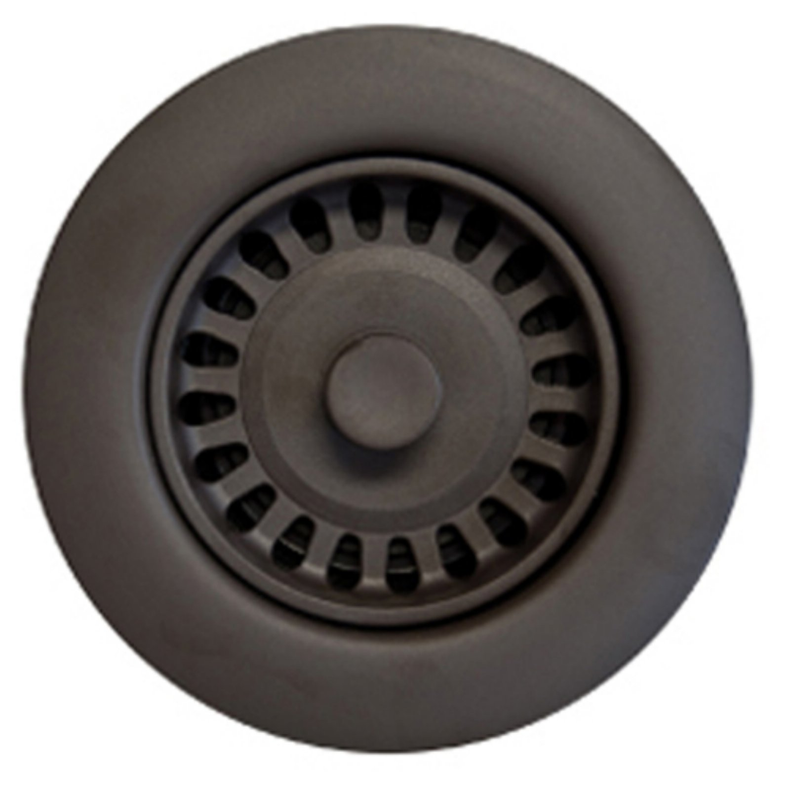 Houzer 190-9564 Disposal Flange for 3.5-Inch Drain Openings, Bronze