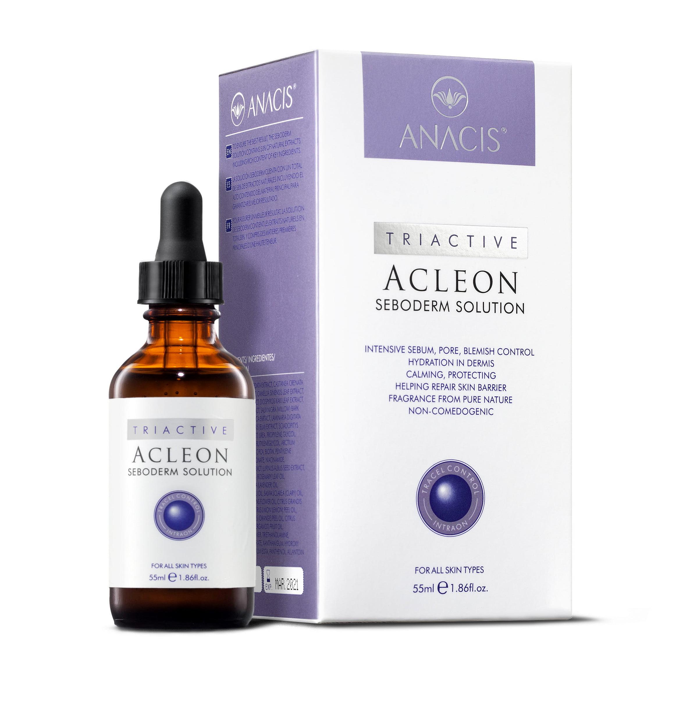 Acne Treatment Intensive Anti Acne Serum Anti Sebum Blemish