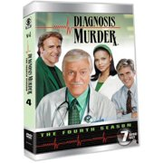 Diagnosis Murder: The Complete Fourth Season by