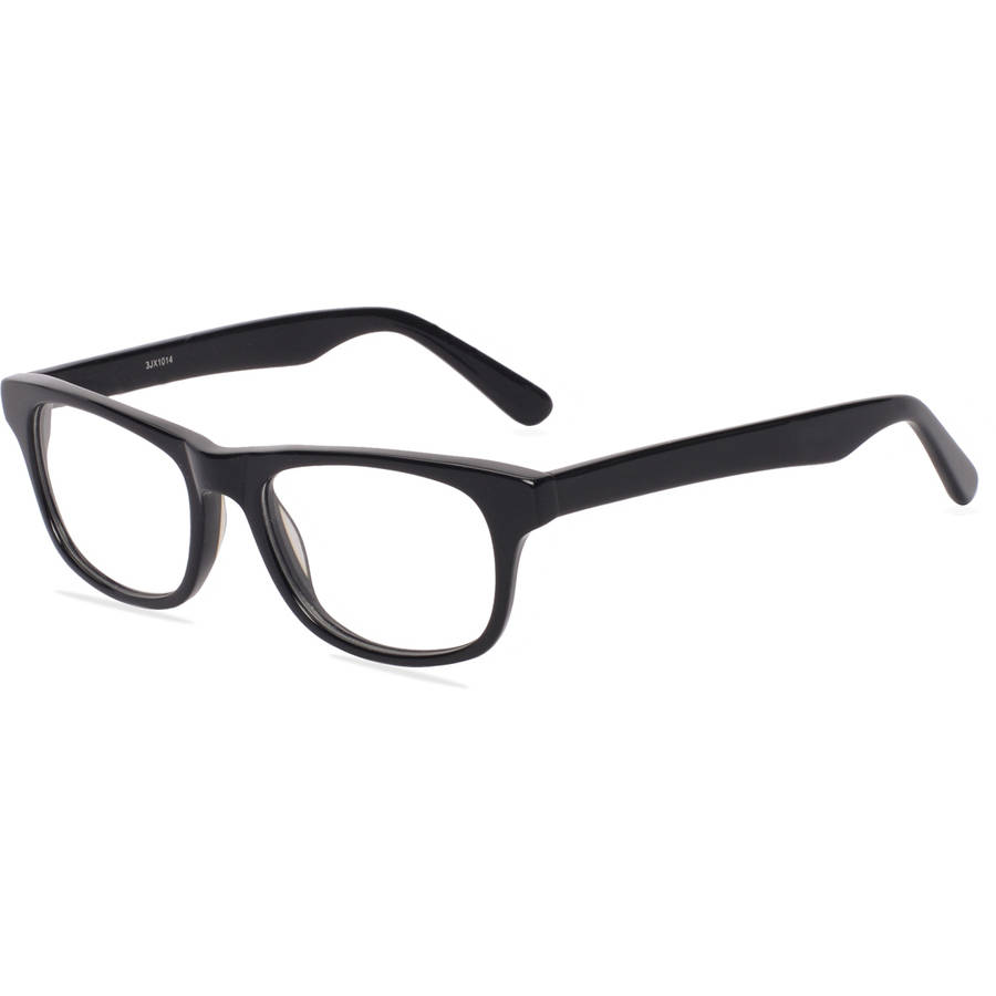 Contour Mens Prescription Glasses, FM14092 Black - Walmart.com at Walmart - Vision Center in Connersville, IN | Tuggl