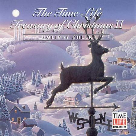 The Time Life Treasury Of Christmas.Time Life Treasury Of Christmas Ii