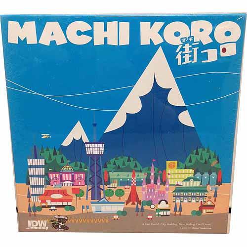 IDW Machi Koro Board Game by IDW
