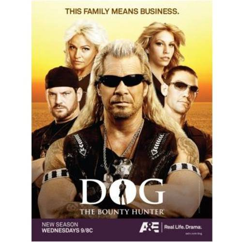 Dog the Bounty Hunter: This Family Means Business by ARTS AND ENTERTAINMENT NETWORK