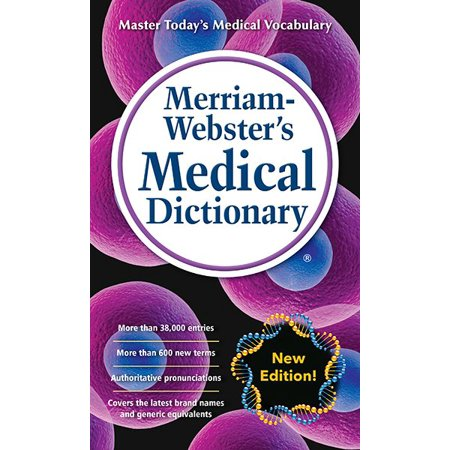 Mw Medical Dictionary