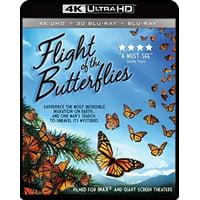 Imax: Flight of the Butterflies (4K Ultra HD + Blu-ray 3D)