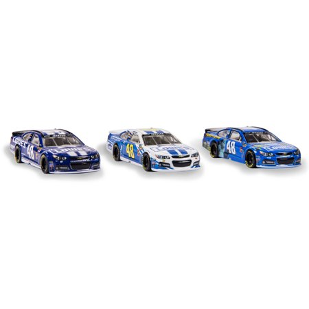 Nascar 1 64 Collector Car  3 Pack   48 Jimmie Johnson