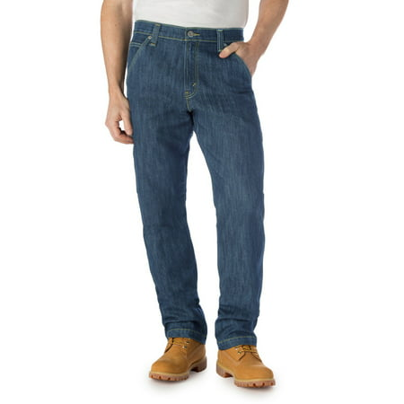 Signature by Levi Strauss & Co. Big Men's Workwear Carpenter Jeans ()