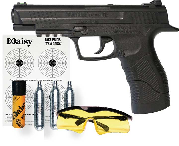 Daisy Powerline 415 Pistol Air Gun Kit by Daisy