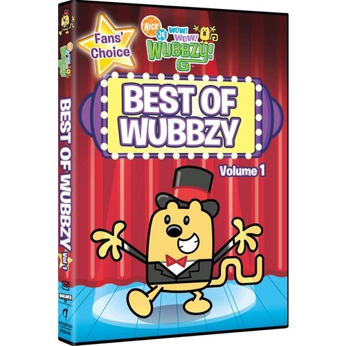 Wow! Wow! Wubbzy!: The Best Of Wubbzy Volume One