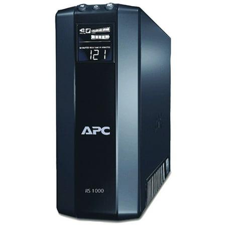 APC Back-UPS Pro 1000 Battery Back-Up System - International Model
