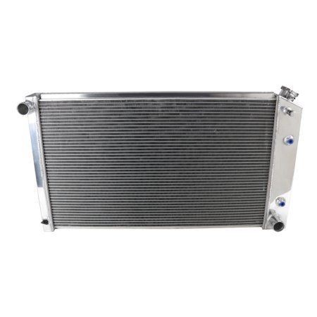 Spec-D Tuning For 1970-1976 Chevrolet Monte Carlo 3 Row Racing Radiator 1971 1972 1973 1974 1975 1972 Chevrolet Nova Radiator