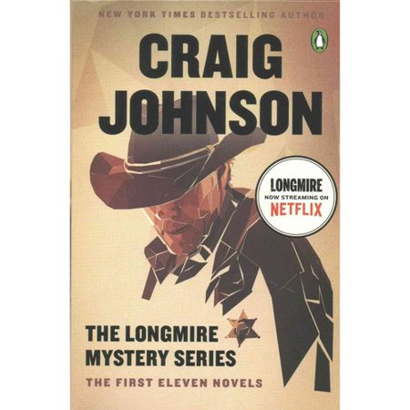 The Longmire Mystery Series  The First Eleven Novels