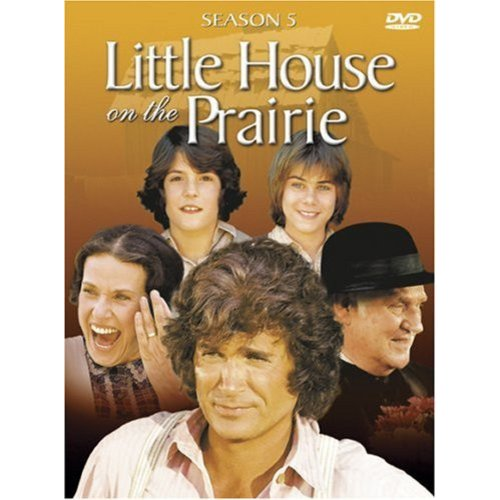 Little House on the Prairie: Season 5-1978-1979 [DVD]
