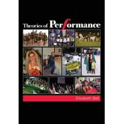 Theories of Performance (Hardcover)