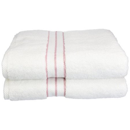 Superior 900 GSM Egyptian Cotton Hotel Collection 2 Piece Bath Towel Set