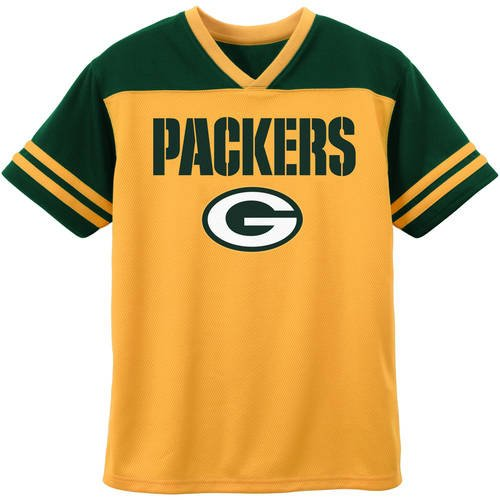 NFL Green Bay Packers Youth Short Sleeve Graphic Tee