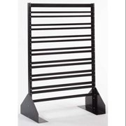 LEWISBINS FS216-CON ESD Safe Floor Stand, Double-sided, 16 Rail