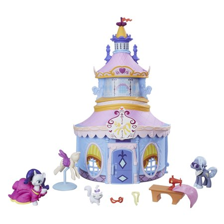 My Little Pony Firm Rarity Carousel Boutique](Little Fashions Boutique Coupon Code)