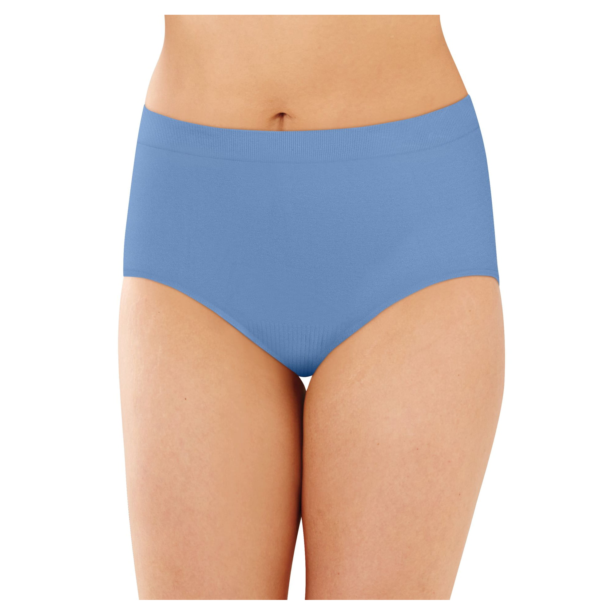 74fd82048eb4 Bali Comfort Revolution Women`s Microfiber Seamless Brief - Best-Seller,  8/9 | Walmart Canada