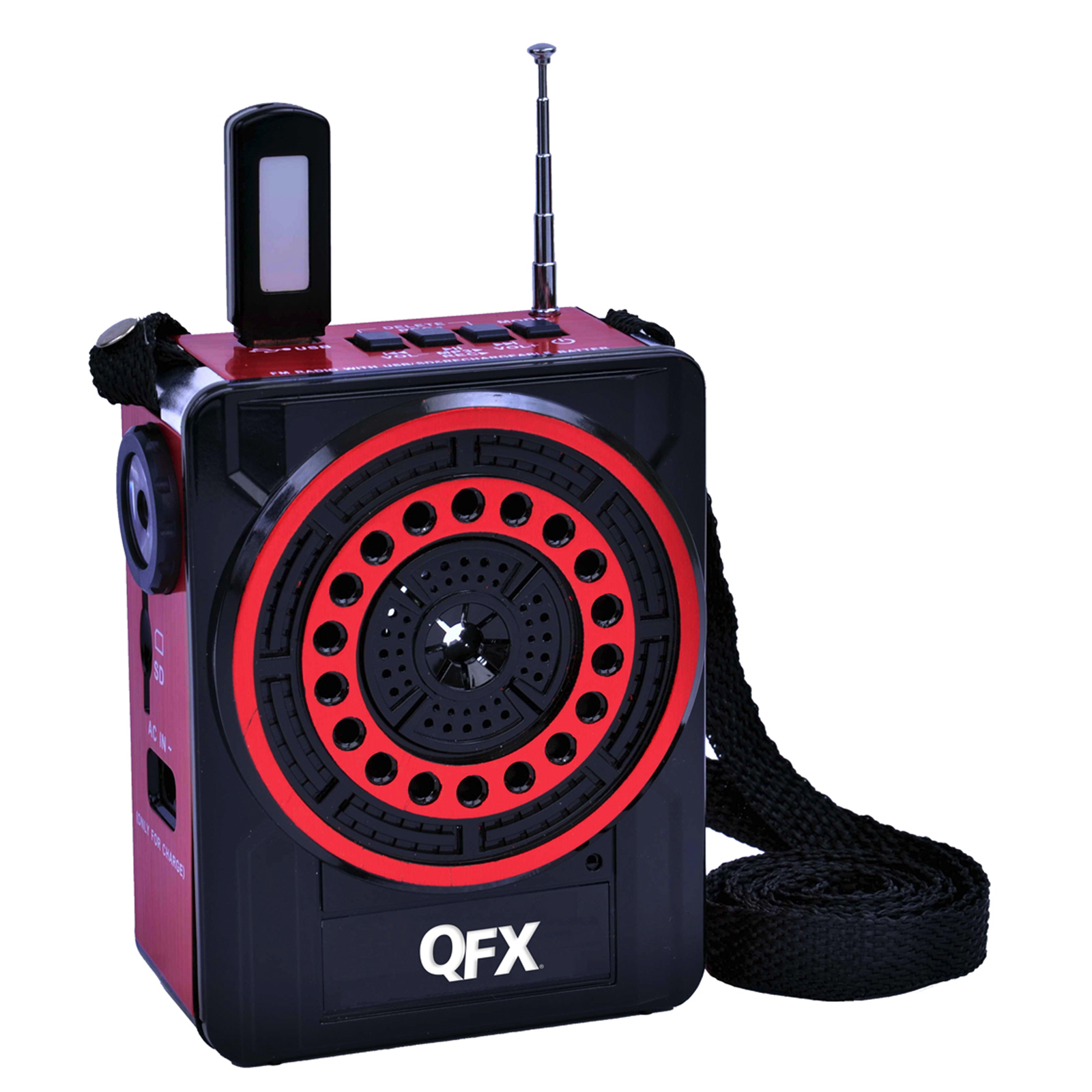 Quantum FX PA SYSTEM WITH USB/SD AND FM RADIO