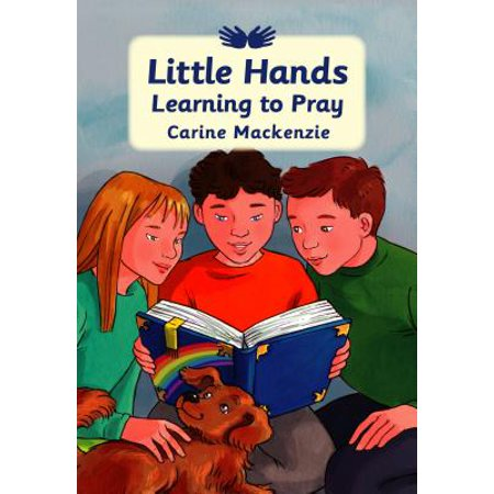 Little Hands Learning to Pray - Praying Hands Clipart