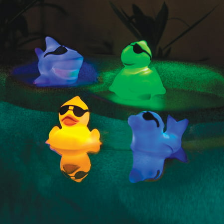 Game Floating Light Up Pals for Swimming Pools (Pool Lights Walmart)
