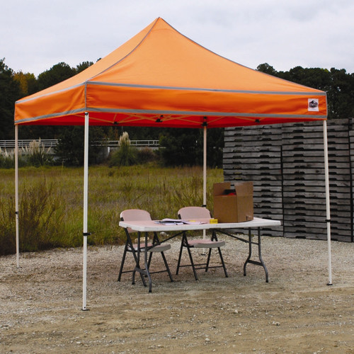 King Canopy Festival 10 Ft. W x 10 Ft. D Steel Pop-Up Canopy