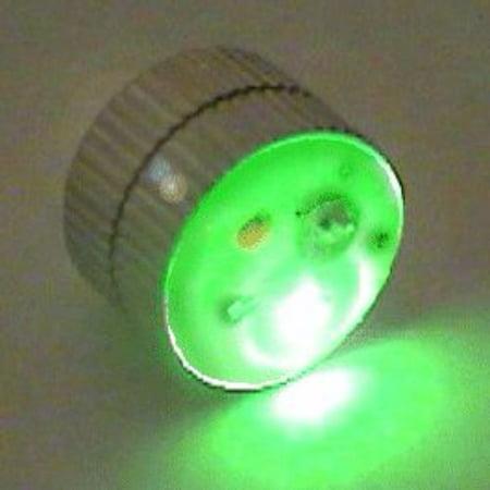 Jade Pink Clip Flashing Body Light Lapel Pins