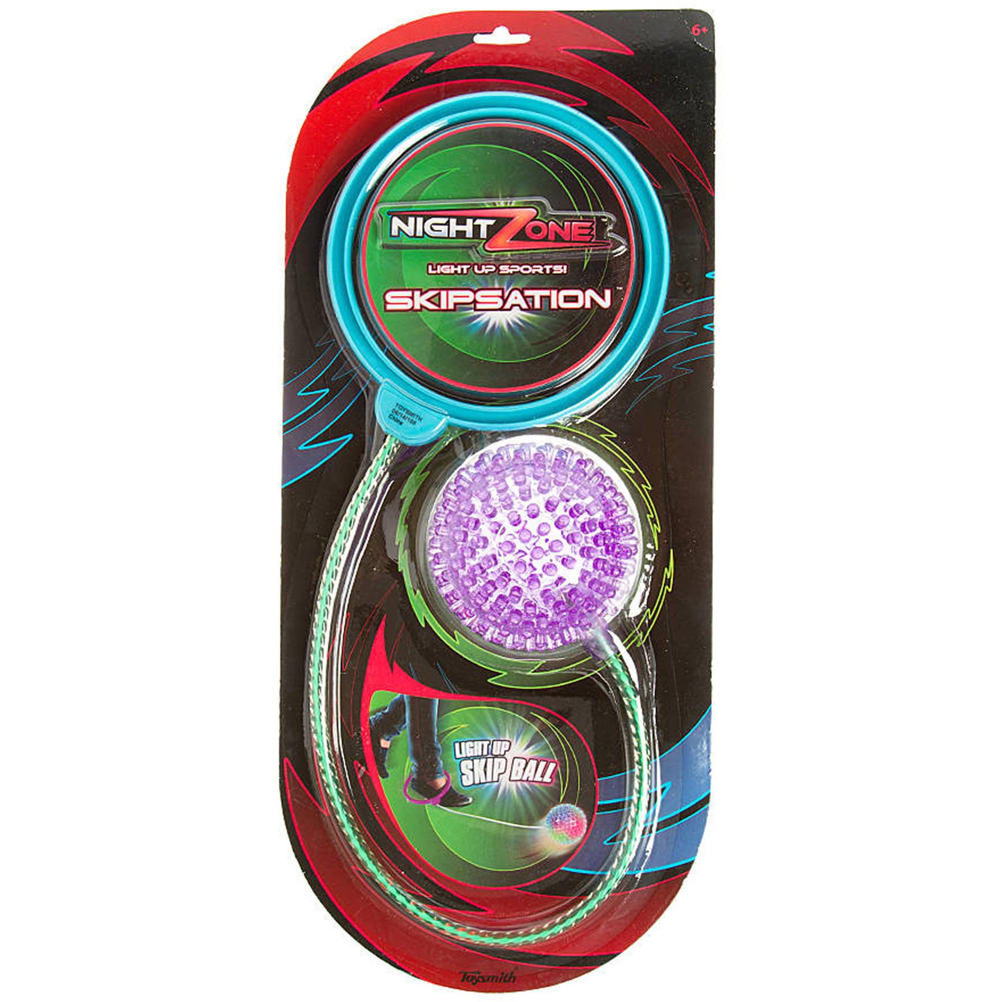 Toysmith Nightzone Orbit (Colors May Vary)