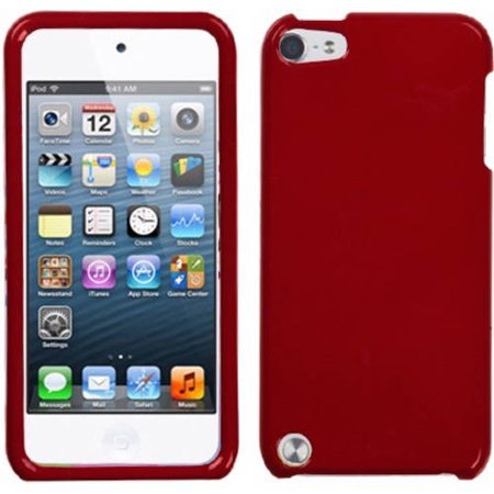 Apple iPod touch 5 MyBat Protector Case, Solid Red