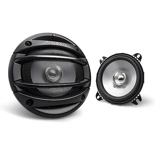 "Kenwood 4"" 110W Dual Cone Speaker, Flush Mount"
