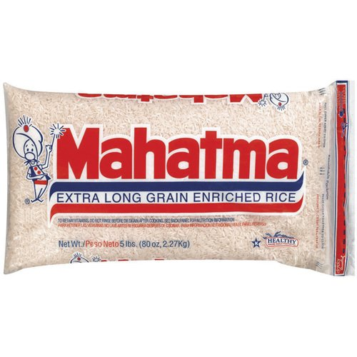 Mahatma Enriched Extra Long Grain Rice, 80 oz